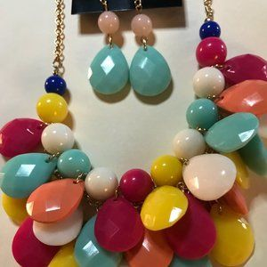 4/$25 Necklace & Earring Sets